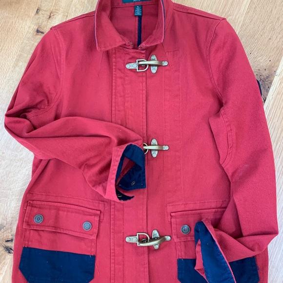 Lauren Ralph Lauren Jackets & Blazers - Lauren Canvas nautical jacket Petite large